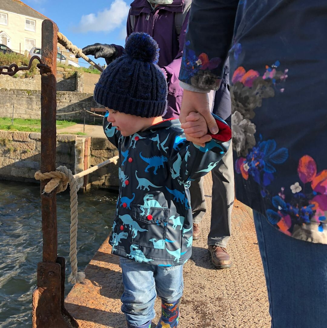 TRAVEL REVIEW: Cornish hideaway in Polruan has something for all the family
