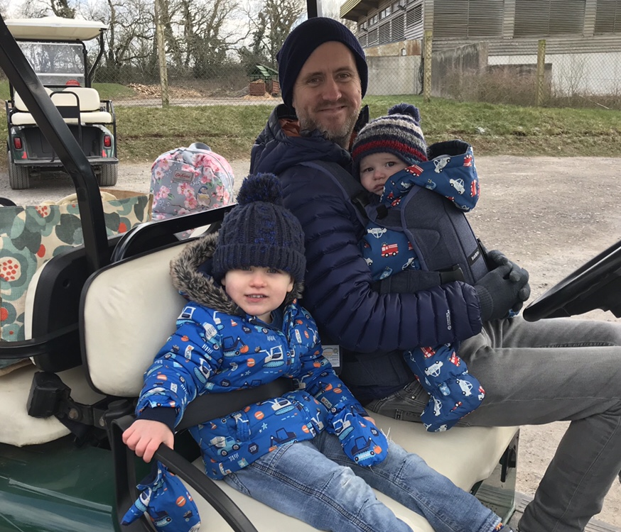 TRAVEL REVIEW: How having a 'proper holiday' with three young kids really IS possible at Bluestone