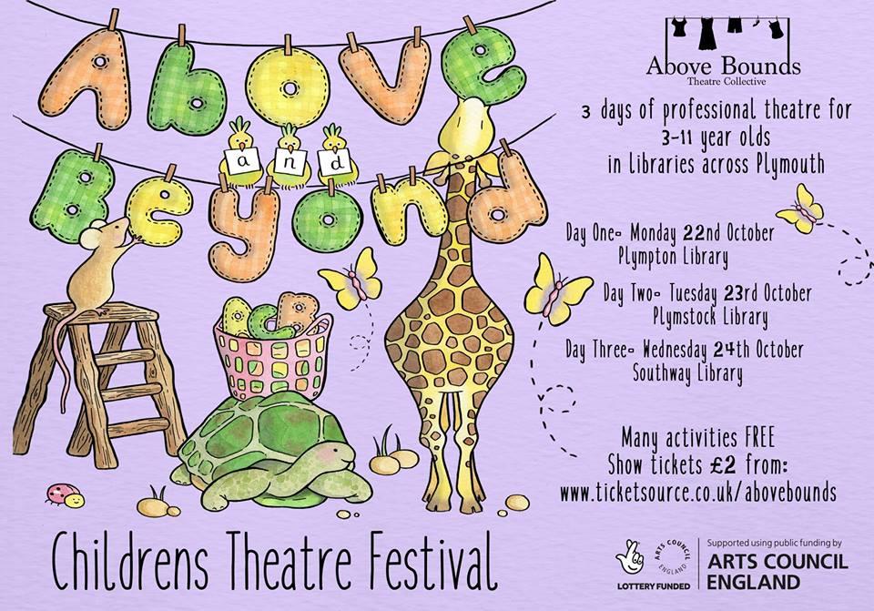 Above Bounds children's theatre