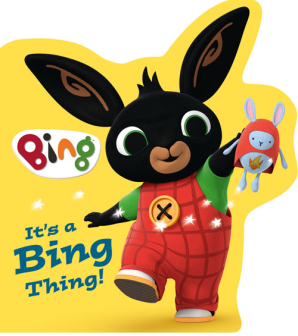 Bing board book