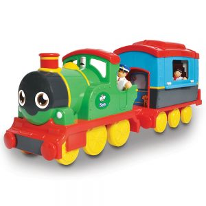 Wow Toys sam the steam train