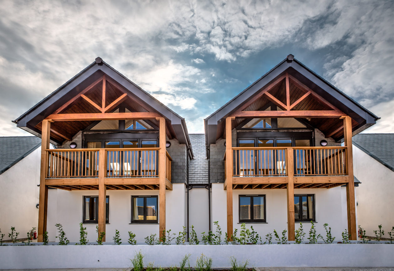 Polurrian Bay hotel villas
