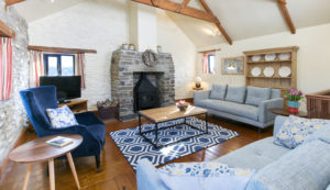 Tredethick Granary cottage