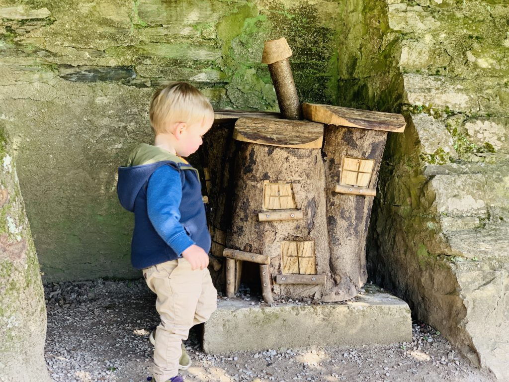 Easter days out at Saltram, Plymouth