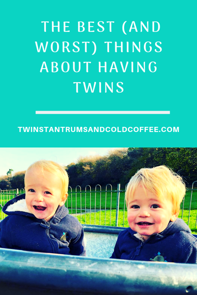 The best and worst things about having twins