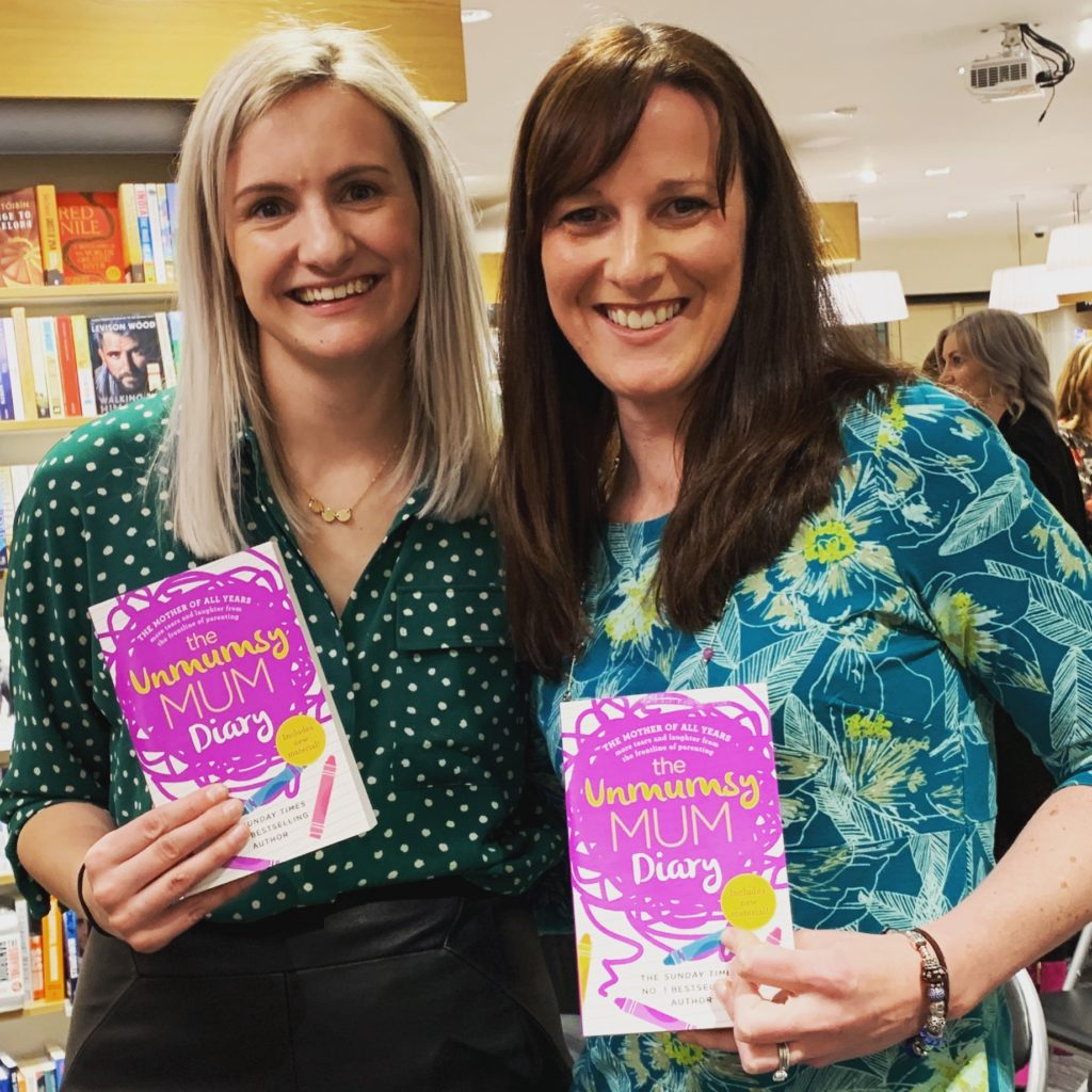 The Unmumsy Mum Sarah Turner and Helen Copson