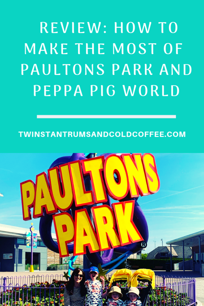 Paultons Park review PIN