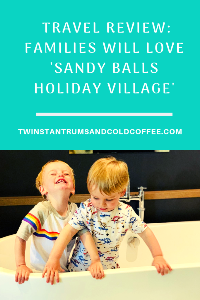 PIN for Sandy Balls Holiday Village review
