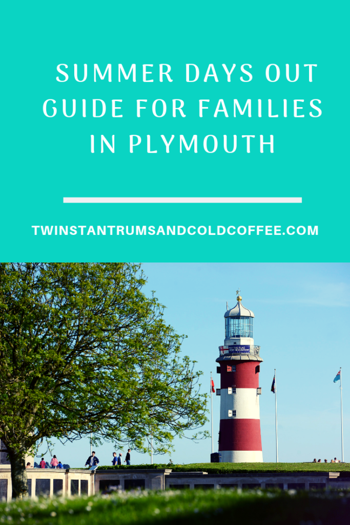 Smeatons Tower for days out guide in Plymouth