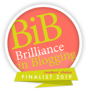 Britmums awards 2019 badge