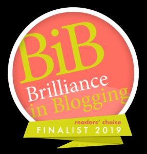 Britmums awards 2019 badge