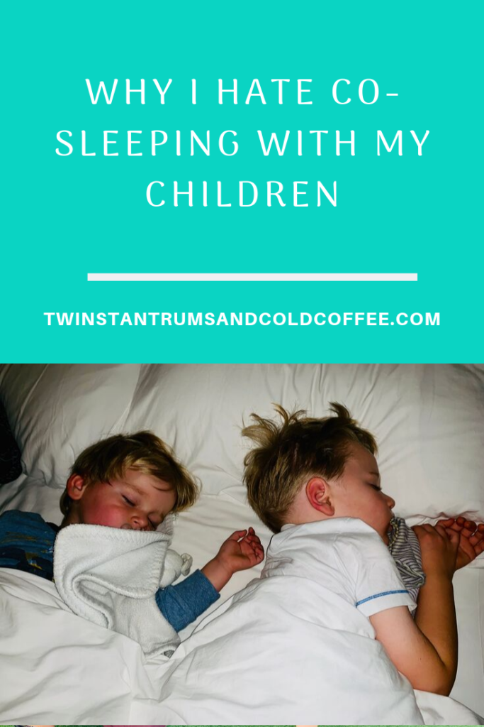 PIN FOR WHY I HATE CO-SLEEPING