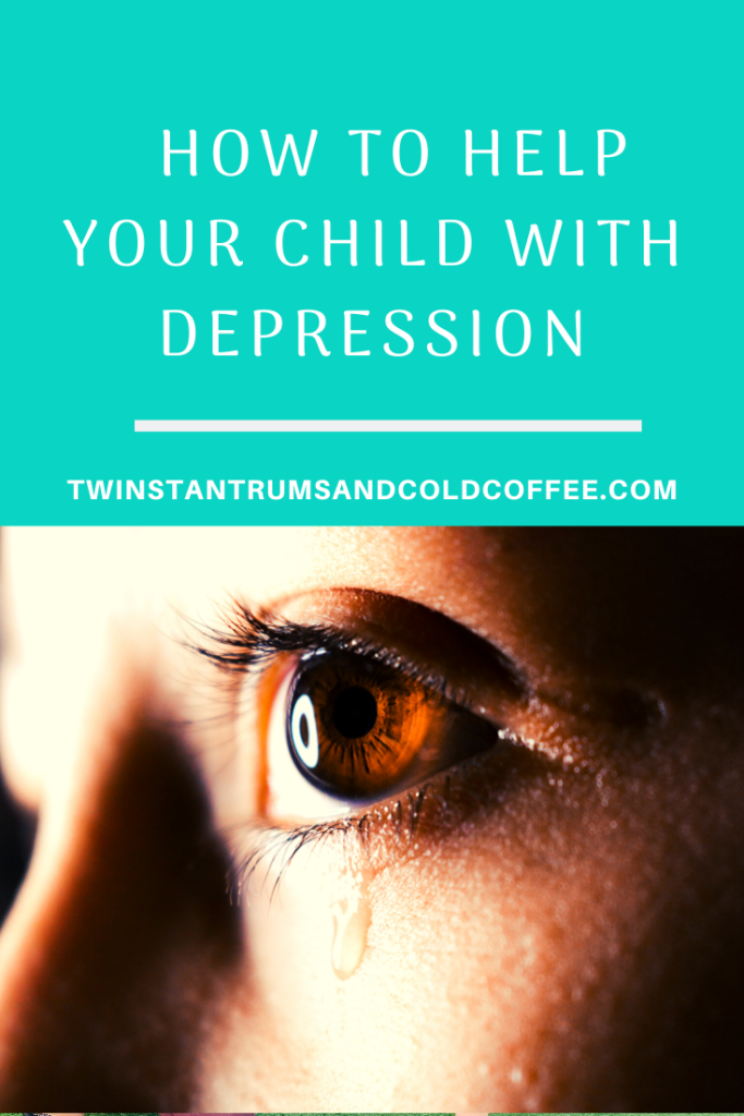 How to help your child with depression
