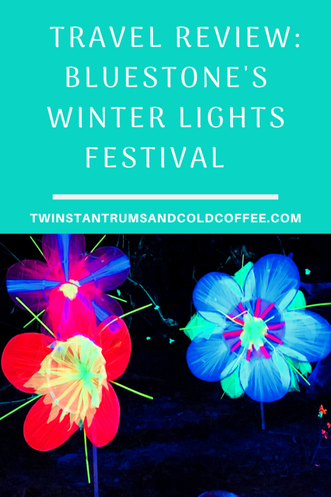 TRAVEL REVIEW: BLUESTONE's winter lights festival