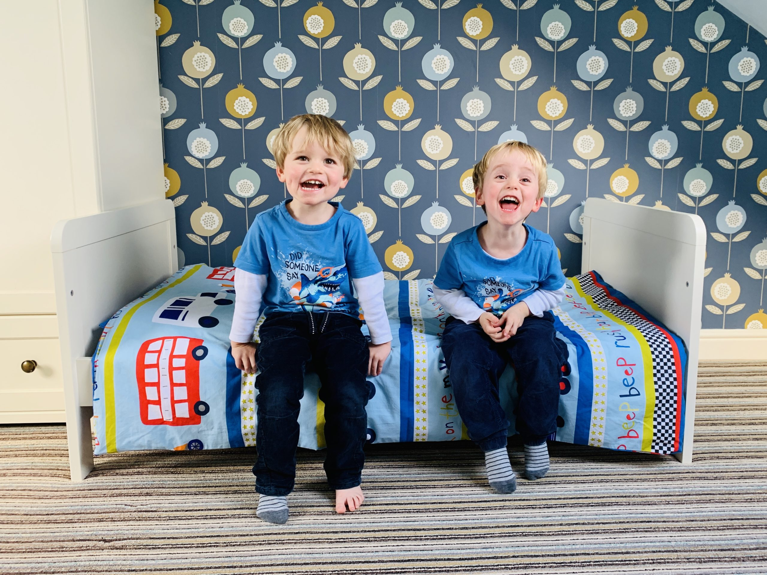 Moving My Toddler Twins From Cots To Big Boy Beds