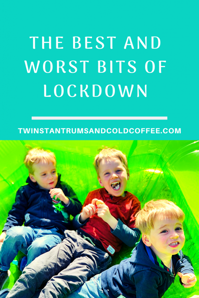 PIN the best and worst bits of lockdown