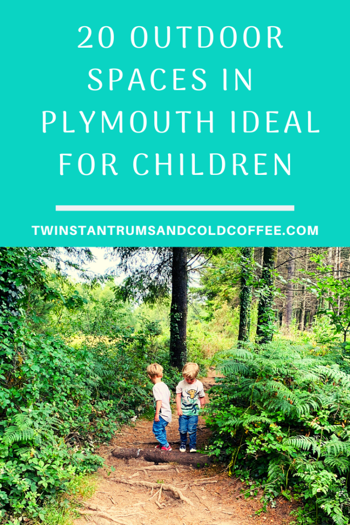 PIN for 20 top outdoor spaces in Plymouth ideal for children