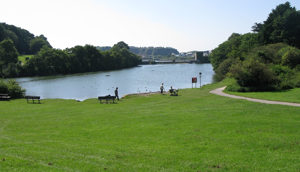 Radford Park one of the best outdoor spaces in Plymouth