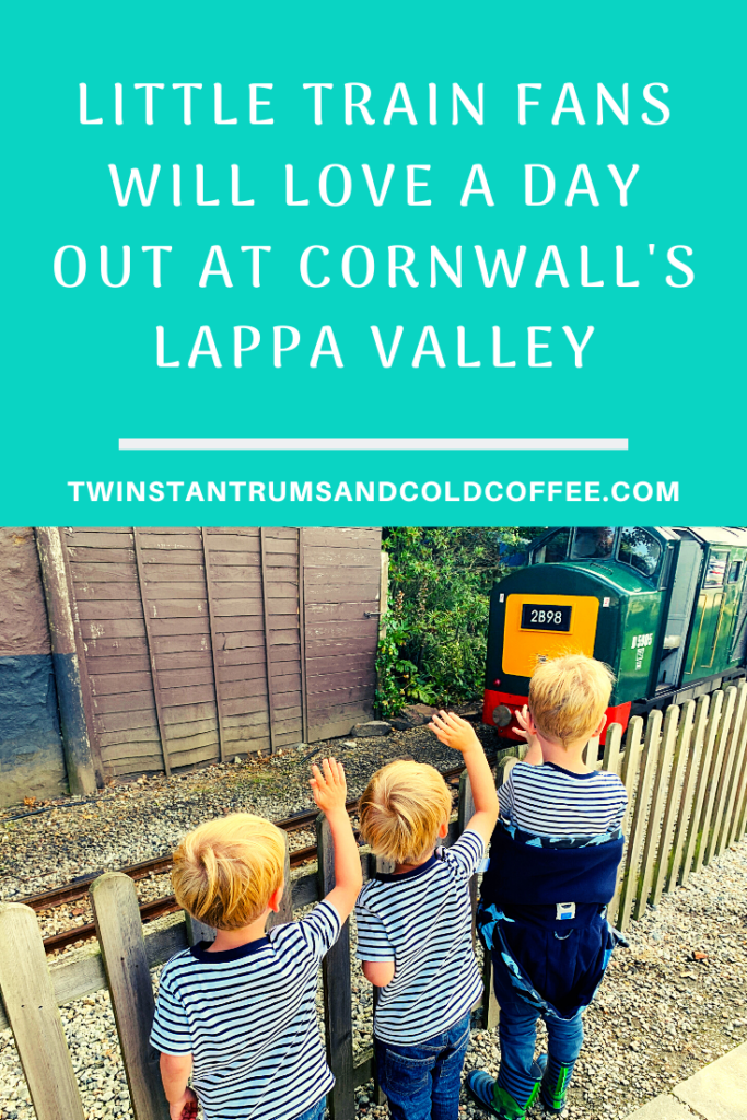 PIN IMAGE FOR LITTLE TRAIN FANS WILL LOVE A DAY OUT AT CORNWALL'S LAPPA VALLEY
