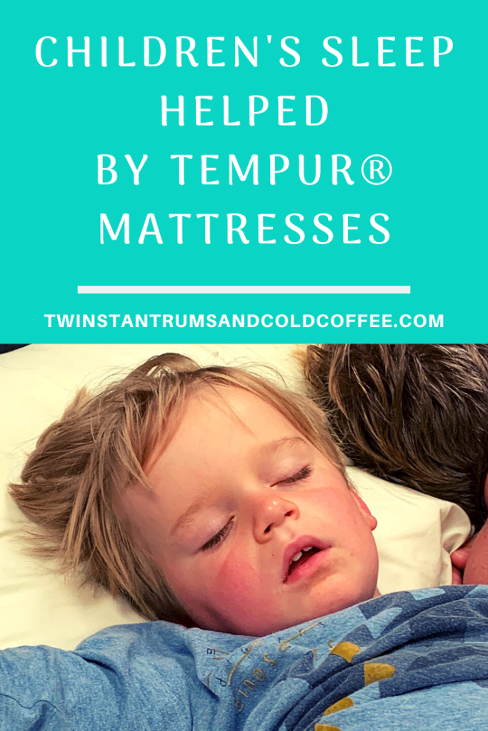 PIN image for children's sleep helped by TEMPUR® mattress