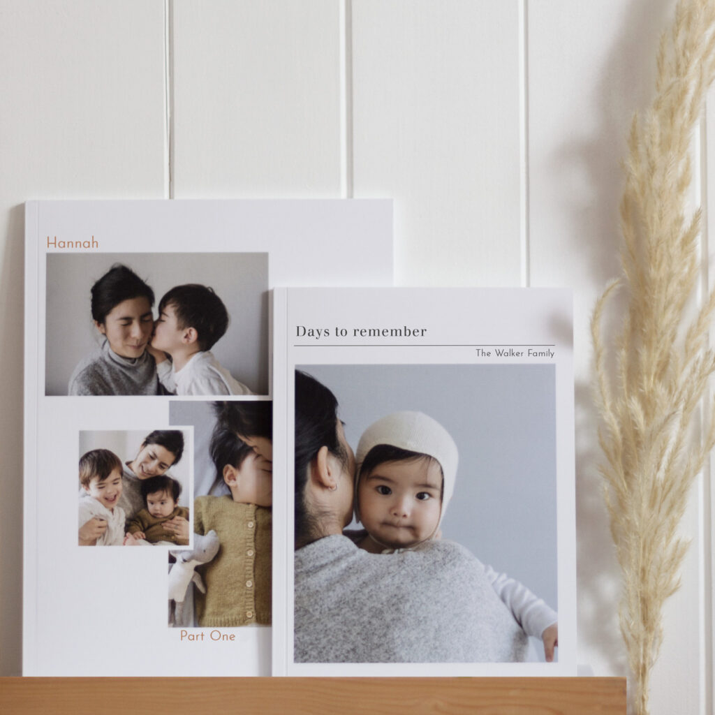 Rosemood soft cover photo book