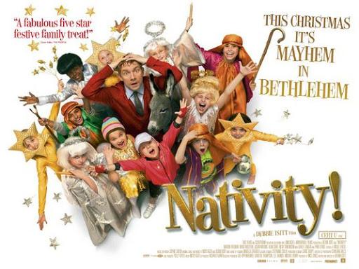 Nativity movie poster