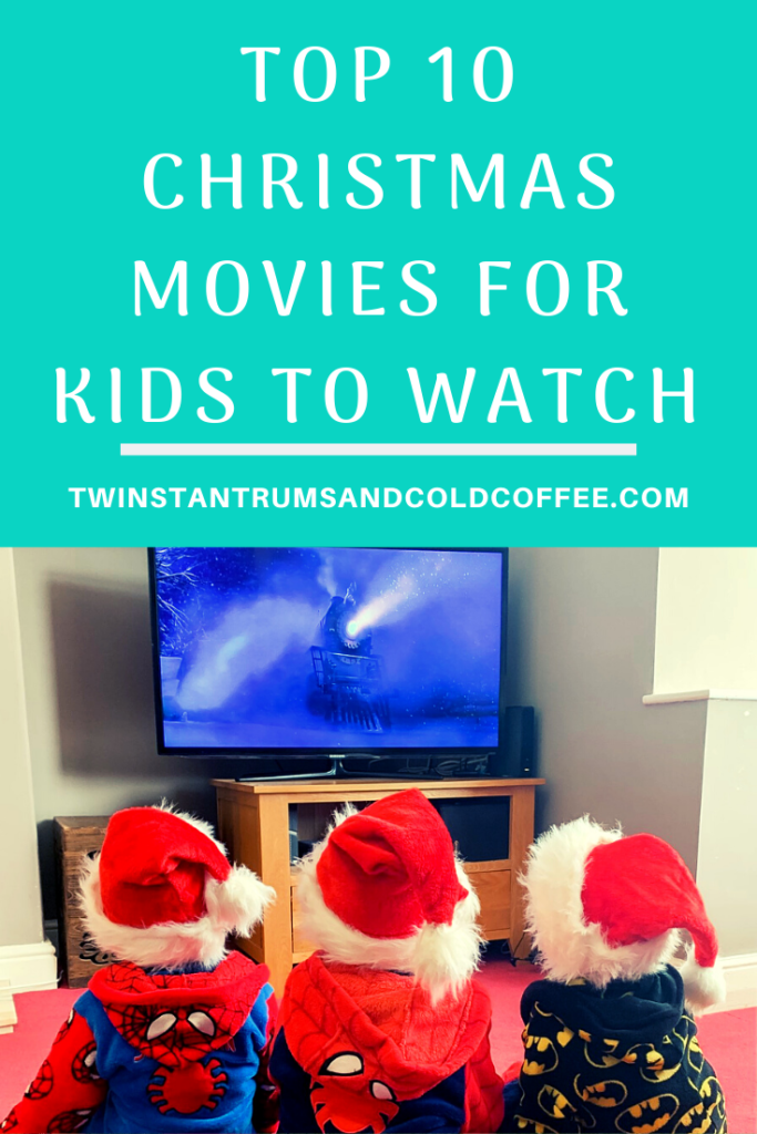 PIN image for top 10 christmas movies for kids to watch