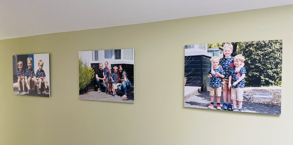 Photoboards from My Picture on the wall