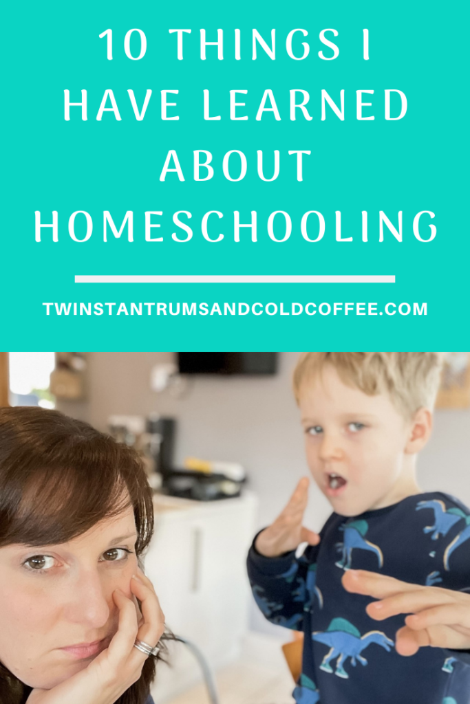 10 things I've learned about homeschooling