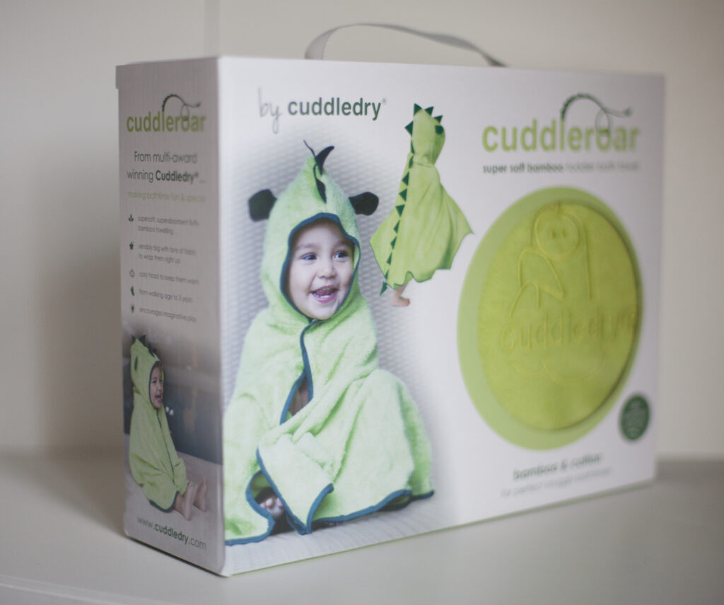 Cuddledry towel box