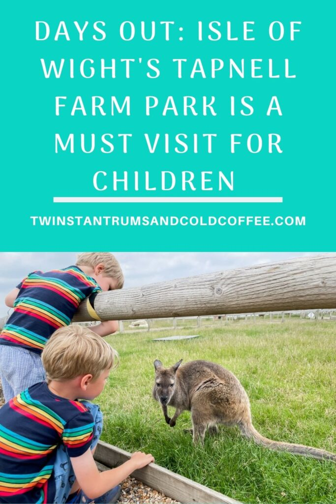 PIN for tapnell farm park being a great day out for children
