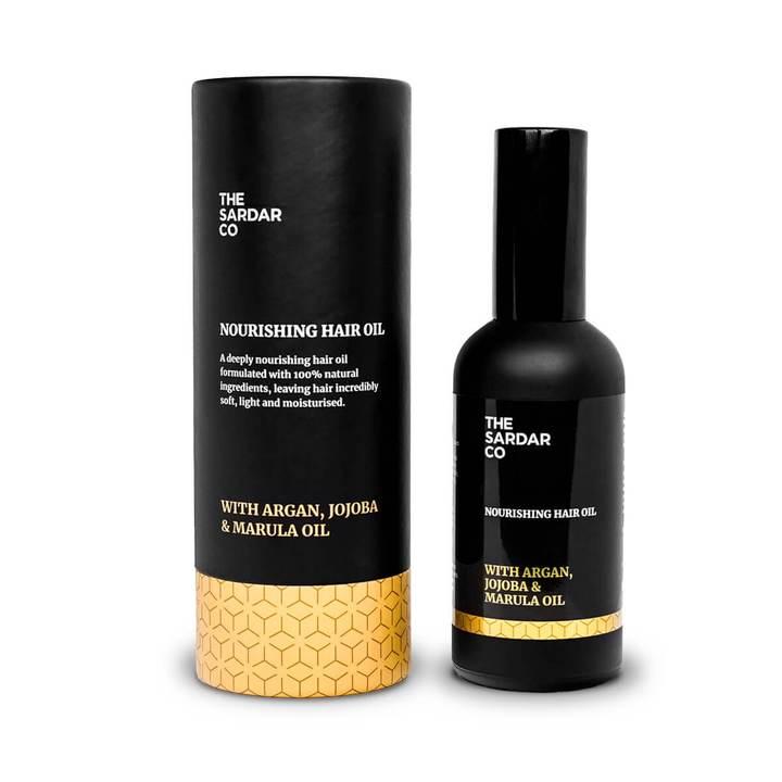The Sardar Co hair oil