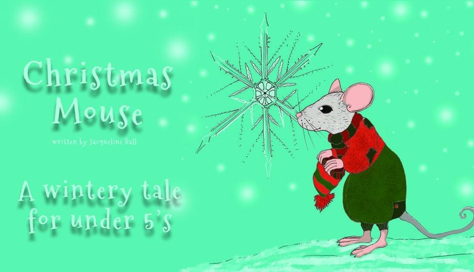 Christmas Mouse by Stiltskin Theatre Company is one of the many events for Christmas in Plymouth 2021